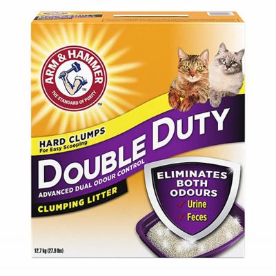 ARM & HAMMER™ DOUBLE DUTY™ CAT LITTER 12.7 KG