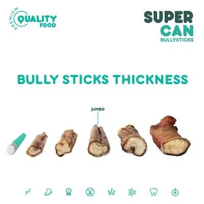 6″ Jumbo Bully Sticks 1pc