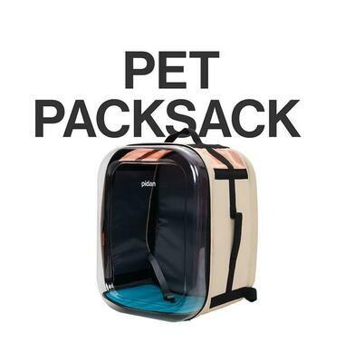 PIDAN PET CARRY BACKPACK