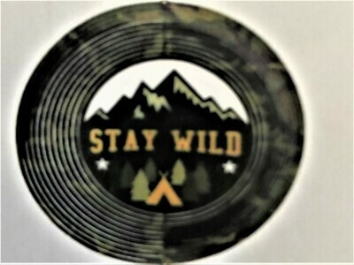 Aussie Spinners - SPECIAL - Stay Wild 30cm
