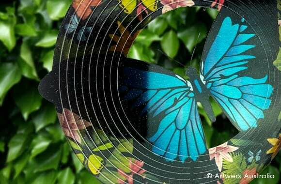 Aussie Spinners - Classic Collection- Ulysses Butterfly - 26cm