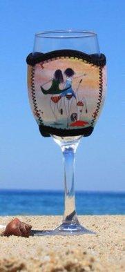 Z Gifts - Wine Glass Cooler - Undies