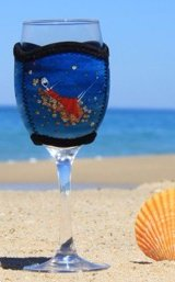 Z Gifts - Wine Glass Cooler - Magnificent