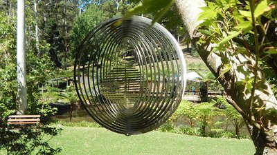 Aussie Spinners - Premium Collection - Helix 30cm - 316 Stainless Steel & Made in Australia