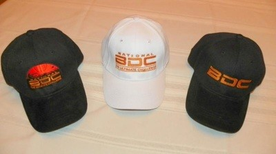 BDC Embroidered Hats