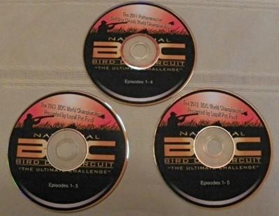 BDC World Championship DVDs