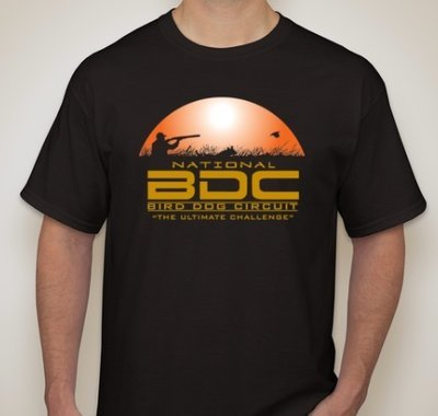 BDC Black Short Sleeve T-Shirt