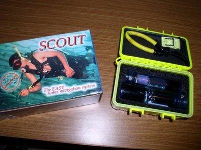 DiveTracker SCOUT