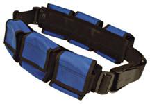 XS Scuba Six Pocket Weight Belt