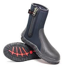 XS Scuba 8MM Thug Zipped Boots