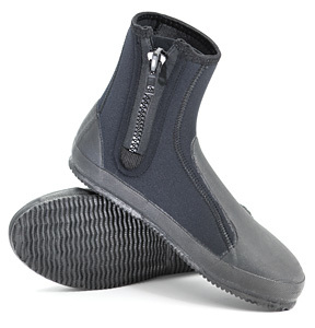 XS Scuba 6MM Deluxe Zippered Boots