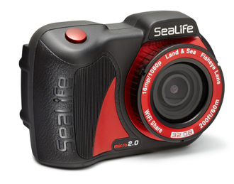 SeaLife Micro 2.0 Underwater Digital Camera (32GB)