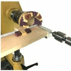 EZ Open Segment Form Jig for Woodturning Lathes