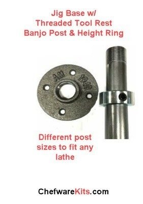 Jig Platform Kit (wood turning)