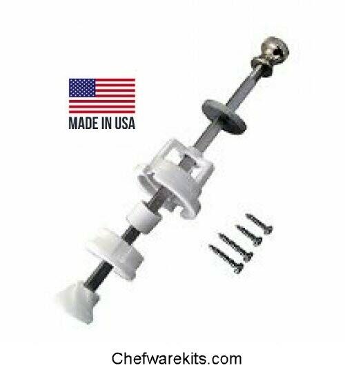 Salt Mill Ceramic Mechanism 6 inch (USA) Woodturning Kit