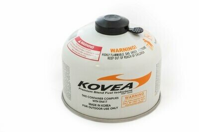 Kovea Screw - On Isobutane Gas Canister