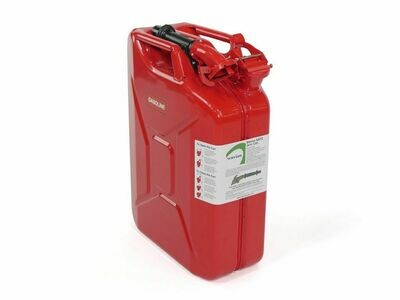 20L Red Jerry Can w/ Spout