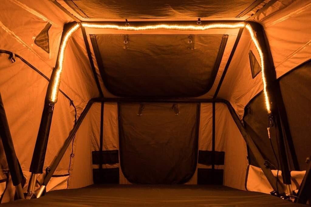 Hard Korr Awning & Tent Easy Fit Light
