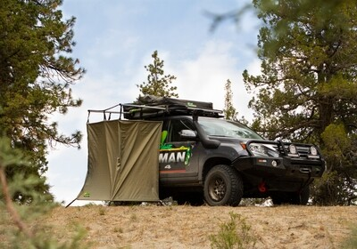 Instant Ensuite Shower Tent by Ironman4x4