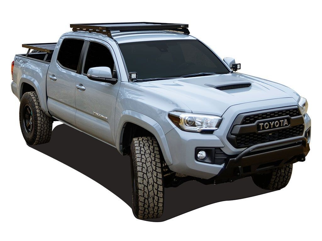 Toyota Tacoma (2005 - Current) Slimline II Low Profile Roof Rack by Front Runner