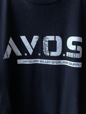 A.V.O.S Shirt - Black