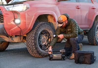 Air Champ Pro 5.65CFM 12v Heavy Duty Air Compressor