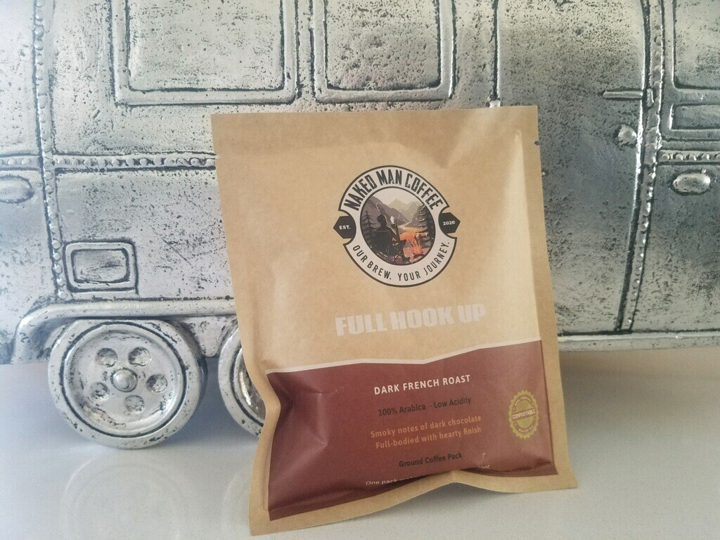 FULL HOOK UP 2.5OZ GROUND ONE POT PACK