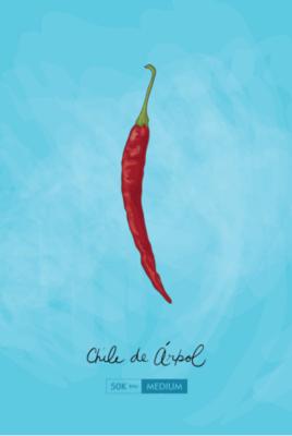Chile Art Prints
