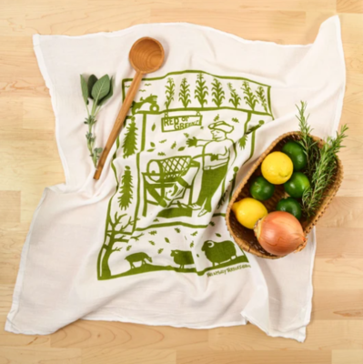 Chile Roaster Dish Towels