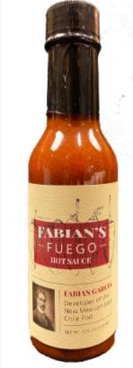 Fabian's Fuego Hot Sauce