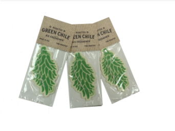Green Chile Air Freshener
