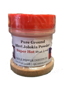 Ground Bhut Jolokia Powder