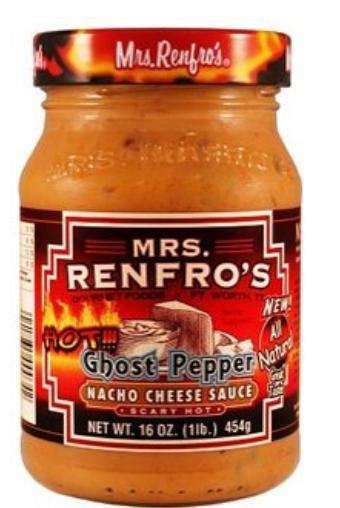 Mrs. Renfro's Nacho Cheese Sauce