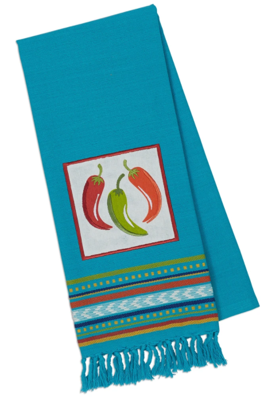 Fiesta Peppers Kitchen Towel