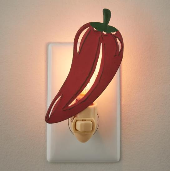 Chile Pepper Night Light