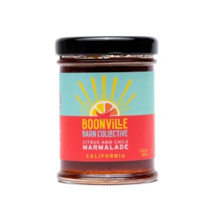 Boonville Barn Citrus & Chile Marmalade