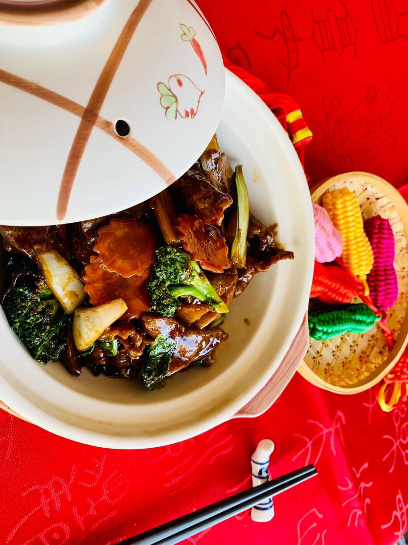 Marmite de bœuf aux légumes