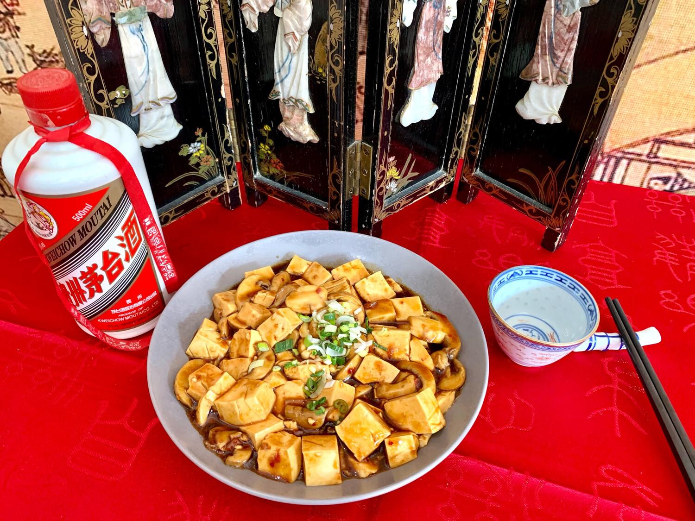 Tofu à la mode Si Chuan