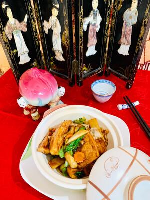 Marmite de Tofu aux légumes