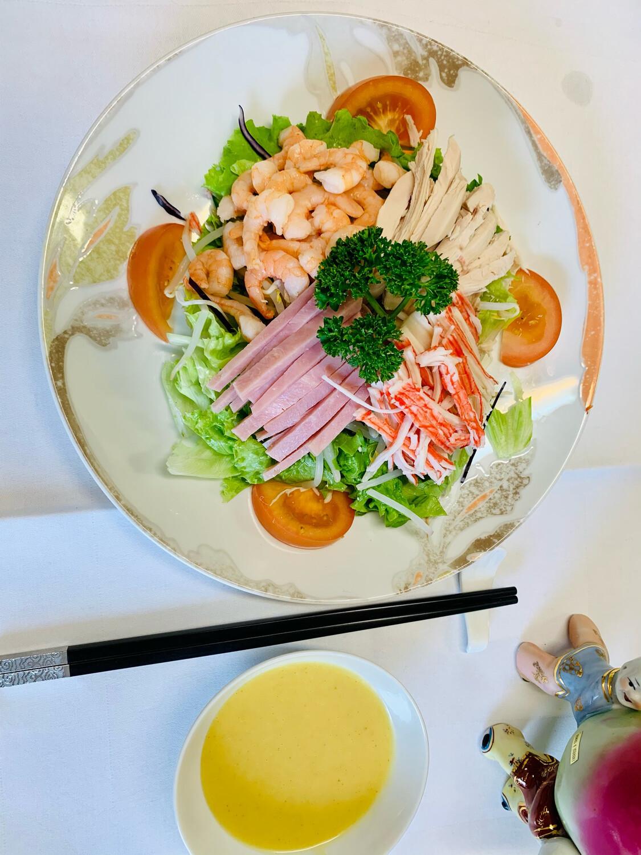 Salade du Confucius