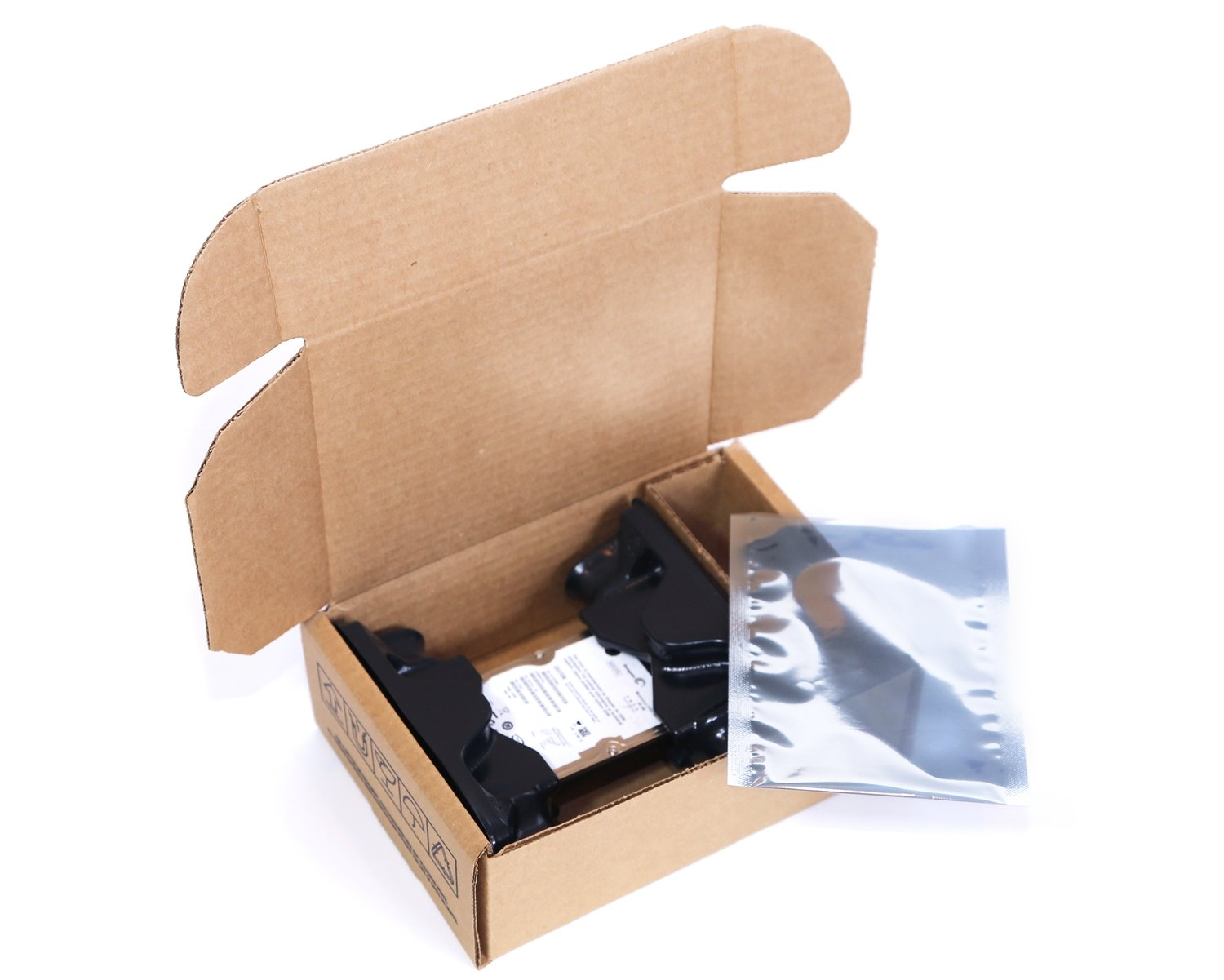 "2.5"" HDD Single Kit - Hard Drive Packaging"