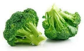Broccoli Crowns Organic