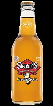 Drink Stewart's Cream Soda 24/12oz