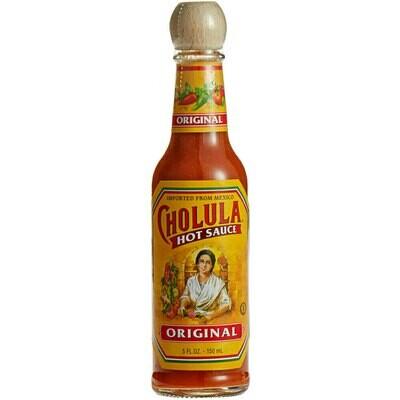Cholula 5 oz. Original Hot Sauce - 12/Case