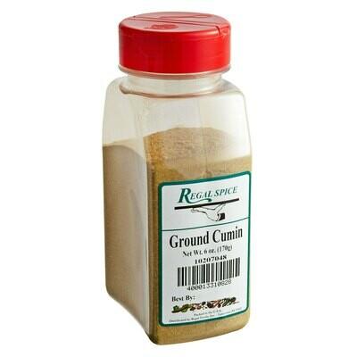 Cumin Regal Ground Cumin - 8 oz.