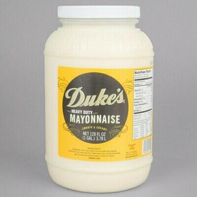Duke's 1 Gallon Heavy Duty Mayonnaise