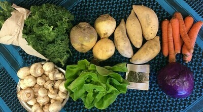 One Time Order Local Produce Share River Creek Farm