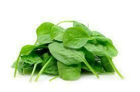 Spinach Baby 3lb Organic