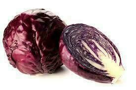 Cabbage Red Organic 50lb
