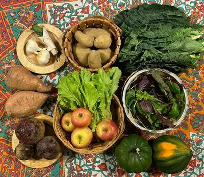 One Time Order Local Produce Share